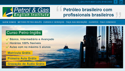 Petro & Gas English Institute
